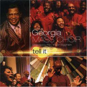 The Georgia Mass Choir - Tell It (CD)