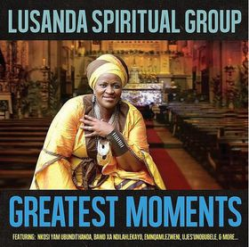 Lusanda Spiritual Group - The Greatest Moments (CD)