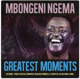Mbongeni Ngema - The Greatest Moments (CD)