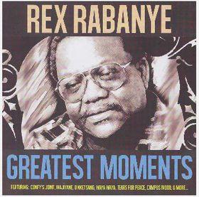 Rex Rabanye - The Greatest Moments (CD)
