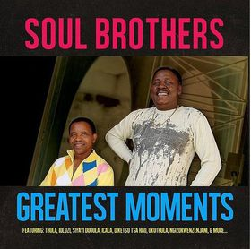 Soul Brothers - The Greatest Moments (CD)