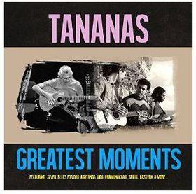 Tananas - The Greatest Moments (CD)