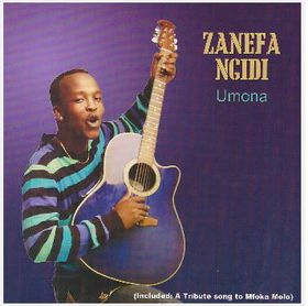 Zanefa Ngidi - Umona (CD)