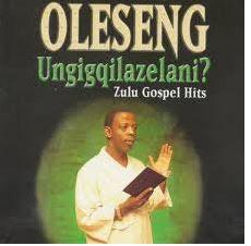 Oleseng - Ungigqilazelani ? (CD)