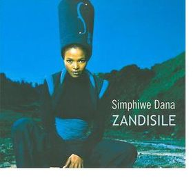 Simphiwe Dana - Zandisile (CD)