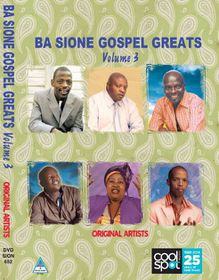 Original Artists - Basion Gospel Greats Vol 3 (DVD)