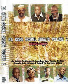 Original Artists - Basione Gospel Greats Vol 2 (DVD)