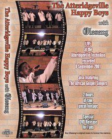 The Attridgeville Happy Boys With Oleseng - Live At The Attridgeville Technikon (DVD)