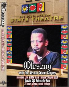 Oleseng Shuping With African Gospel Singers - Live At The State Theatre 2000 (DVD)