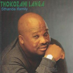 Thokozani Langa - Standa' Ifamily (DVD)