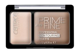 Catrice Prime and Fine Professional Contouring Palette 010 Duo Colour