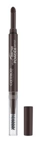 Catrice Velvet Brow Powder Artist 030 Dark Brown