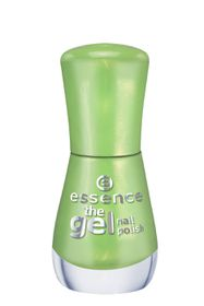 Essence The Gel Nail Polish 65 Green