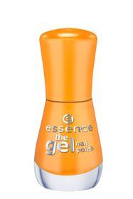 Essence The Gel Nail Polish 66 Orange