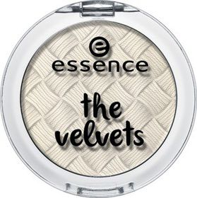 Essence The Velvets Eyeshadow 01 White