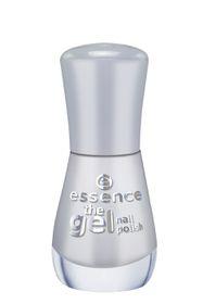 Essence The Gel Nail Polish 70 Grey