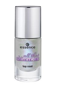 Essence All That Shimmers Top Coat 29 Pearl