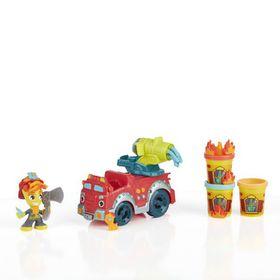 Play Doh Town Fire Truck