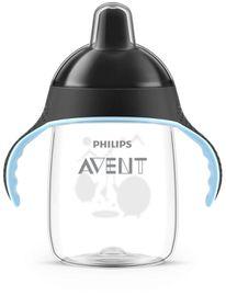 Philips Avent - 340ml Premium Spout Cup - Black
