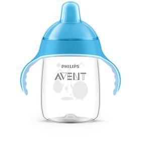 Philips Avent - Premium Spout Cup - Blue