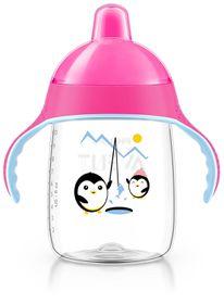 Philips Avent - Premium Spout Cup - Pink