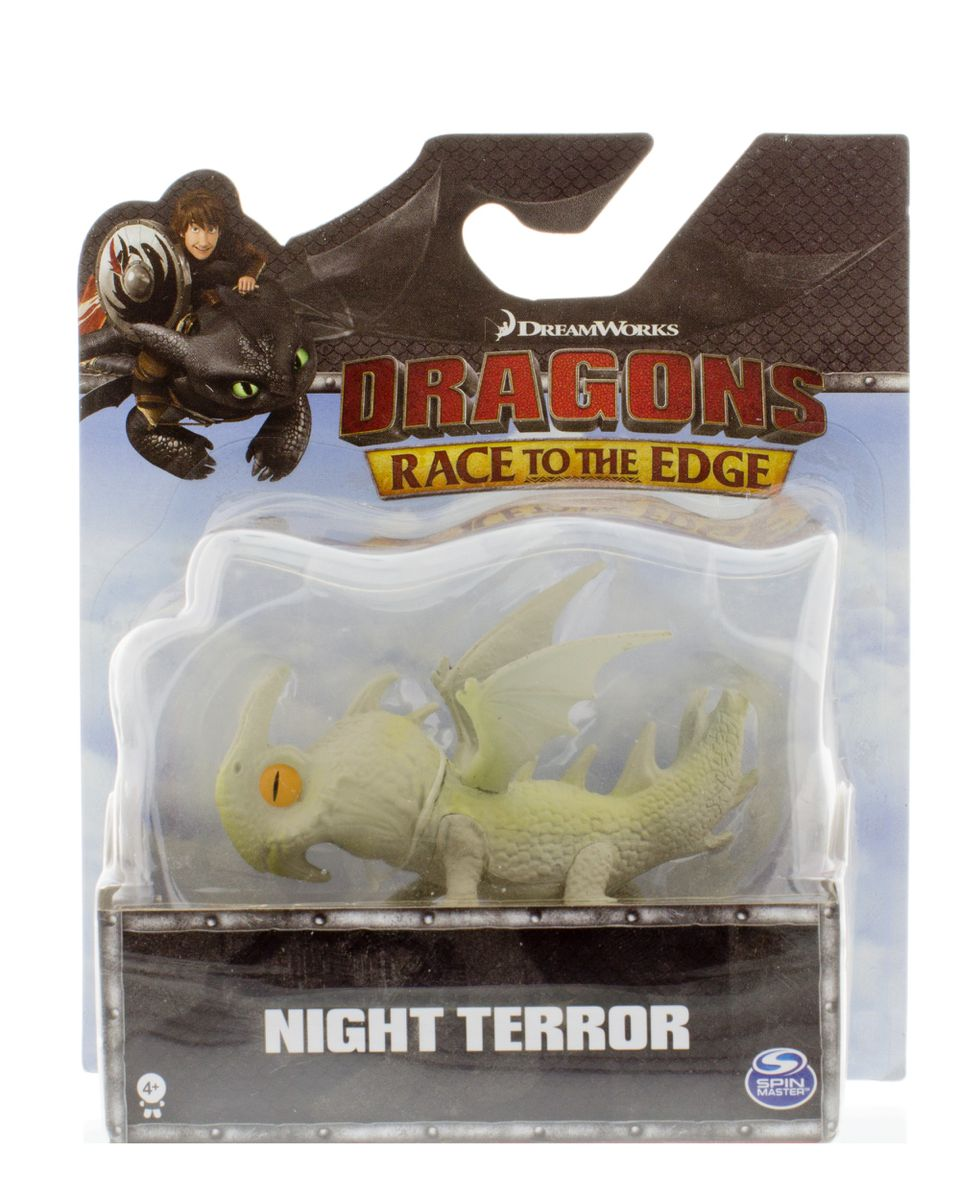 How To Train Your Dragon Mini Dragons Night Terror