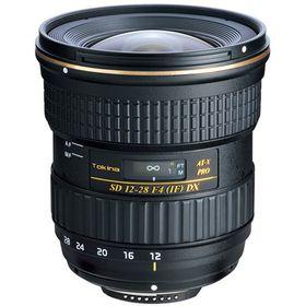 Tokina 12-28mm f4.0 AT-X Pro APS-C Lens