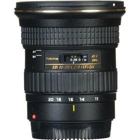 Tokina 11-20mm f2.8 AT-X Pro DX Lens