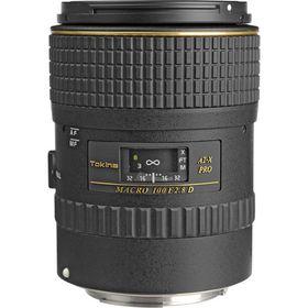 Tokina 100mm f2.58 AT-X M100 AF Pro D Lens