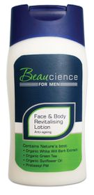 Beaucience For Men Face and Body Revitalising Lotion - 220ml