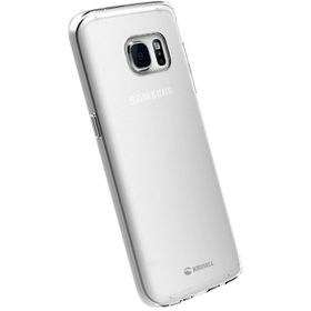 Krusell Kivik Cover for the Samsung S7 - Transparent/Clear