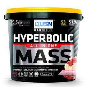 USN Hyperbolic Mass 4kg Strawberry Cheesecake