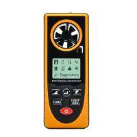 Portable Multipurpose Anemometer