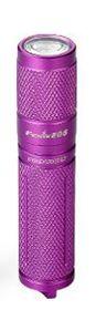 Fenix -E05 XP-E LED Flashlight 85 Lumens - Purple