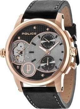 Police Diamondback Men's Watch PL14376JSR-02