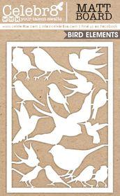 Celebr8 Matt Board Equi - Bird Cage