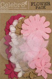 Celebr8 Flower Pack - Pink