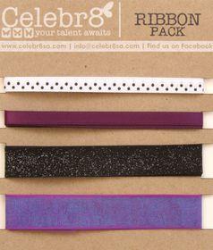 Celebr8 Glamorous Ribbon Pack