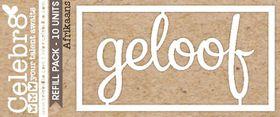 Celebr8 Loosies - Geloof