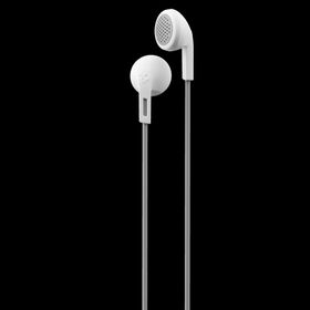 SkullCandy Rail Earphones - White Gray