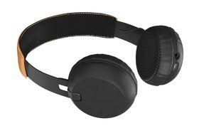 SkullCandy Grind Bluetooth Wireless Earphones - Black & Tan