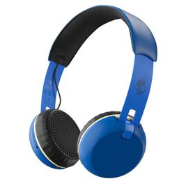 SkullCandy Grind Bluetooth Wireless Earphones - Royal/Cream/Blue