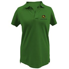 John Deere Ladies Thermo Golfer - Green