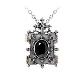 Alchemy Orthodox Icon Locket