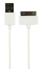 Energizer Apple 30pin Cable 1.2m - White