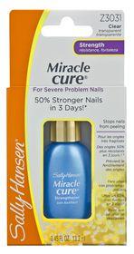 Sally Hansen Nail Treatment Miracle Cure