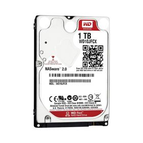"WD Red 1TB 2.5"" SATA 16MB Cache Hard Disk Drive"