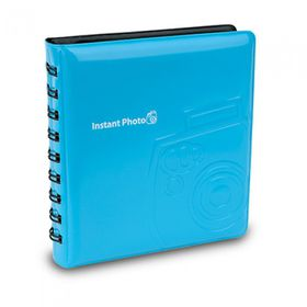 Fujifilm Instax Mini Photo Album - Blue