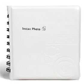 Fujifilm Instax Mini Photo Album - White