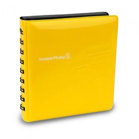 Fujifilm Instax Mini Photo Album - Yellow